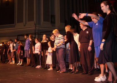 Steppin' Out With The Merry Makers and Master Class, Brisbane Town Hall