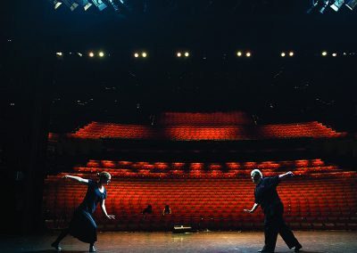 Movement Rehearsal Sydney Opera House